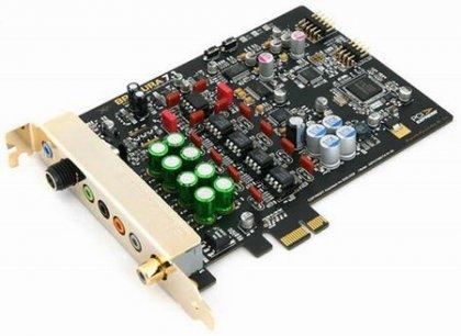 Мощная звуковая карта Auzen X-Fi Bravura 7.1