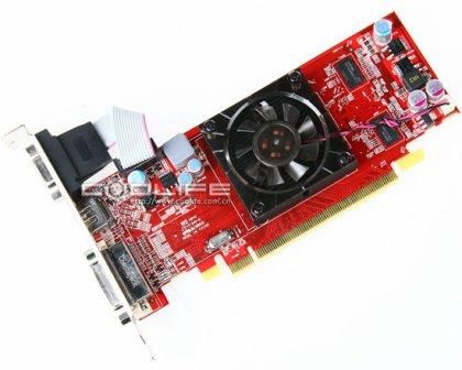Видеокарта Radeon HD 5450