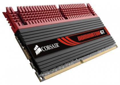 Самая быстрая память Corsair Dominator GTX - с сертификатом Intel XMP
