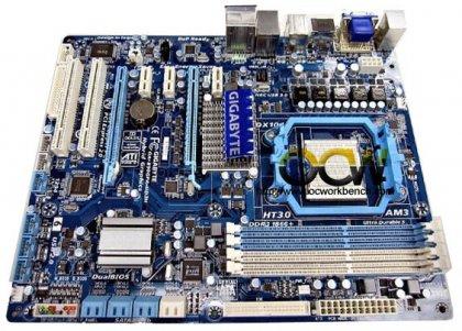 Системная плата Gigabyte GA-890GPA-UD3H – на базе AMD 890GX