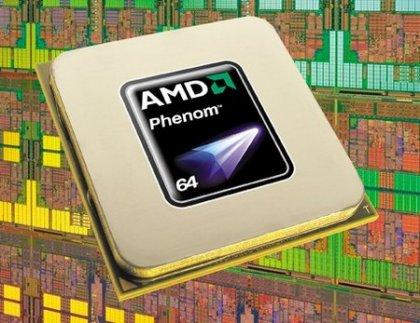 Пять новых процессоров от AMD