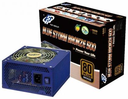 Блоки питания Blue Storm Bronze - от 350 до 500 Вт