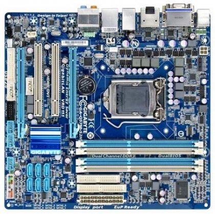 Системная плата GA-Q57M-S2H на основе чипсета Q57