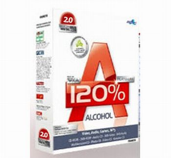 Alcohol 120% и Alcohol 52% обновились до версии 2.0