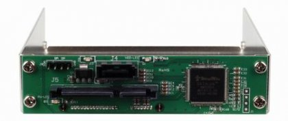 SilverStone HDDBoost - устройство для соединения HDD и SSD-накопителя