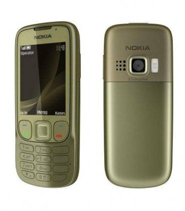 "Nokia 6303i classic - классический ""кирпичик"""