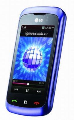 Тачфон Clubby KM555e - для молодежи