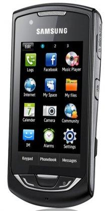 Samsung представила телефон Monte S5620