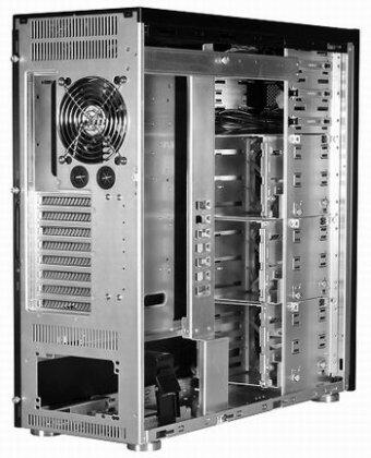 Мега-корпус Lian Li PC-A77F
