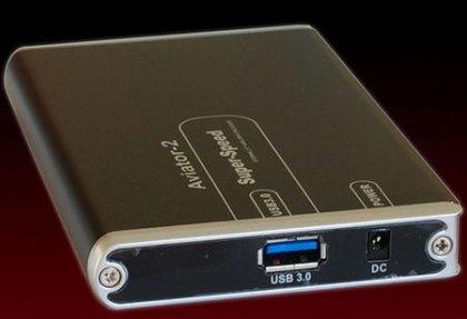 Aviator-2 переносные SSD-драйвы с USB 3.0