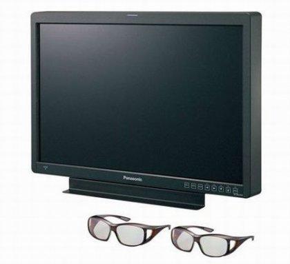 Panasonic BT-3DL2550 - монитор с поддержкой 3D