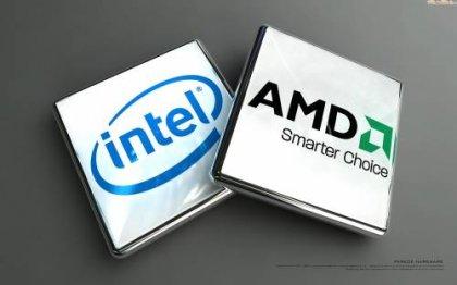 Тестирование процессоров Intel и AMD