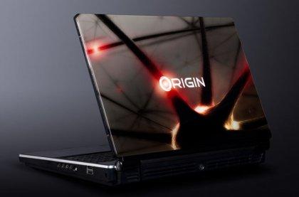 Игровой ноутбук Eon18 - с 18,4-дюймовым экраном