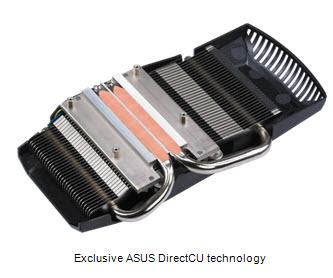 Серия видеокарт ASUS EAH5000 - для оверклокеров и энтузиастов