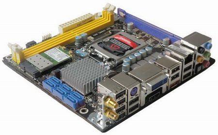 mini-ITX платы
