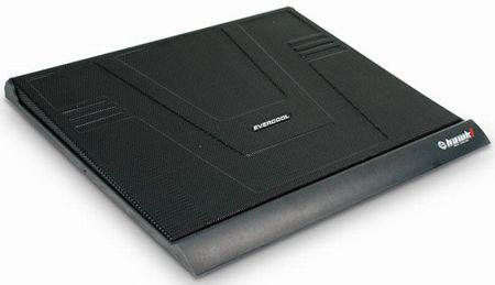 Evercool Hawk 1 – охлаждающая подставка для ноутбука