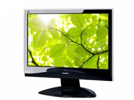 Зеленый монитор VX1932wm-LED от ViewSonic