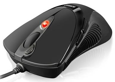 Игровая мышь Sharkoon FireGlider Black всего за $25