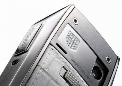 TAG Heuer Meridiist – элитный телефон с бриллиантами