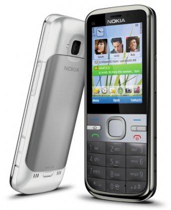 Смартфон Nokia C5 - за 135 евро