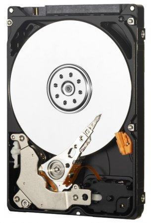 Western Digital Scorpio Blue: – ультратонкие жесткие диски