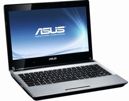 Ноутбук ASUS U30Jc с двумя видеокартами