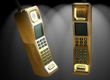 Prive – телефон в стиле 80-х годов