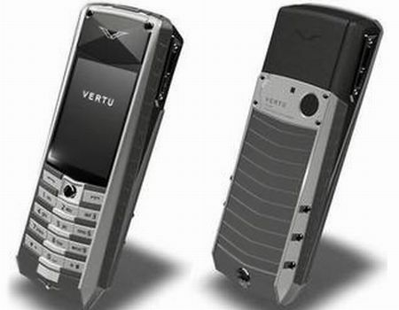 Люкс-телефон Vertu Ascent X