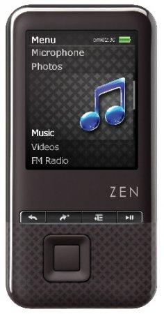 Creative представила новые плееры ZEN X-Fi Style и ZEN Style