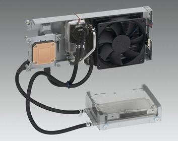 NEC представила интересную систему охлаждения процессора
