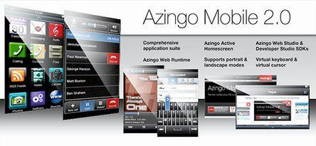 Мобильная платформа Azingo Mobile
