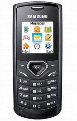 Ультрабюджетный телефон Samsung Guru 1175