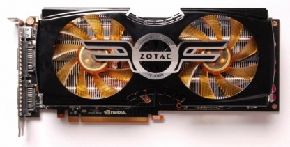 GeForce GTX 470 и GeForce GTX 480 от Zotac