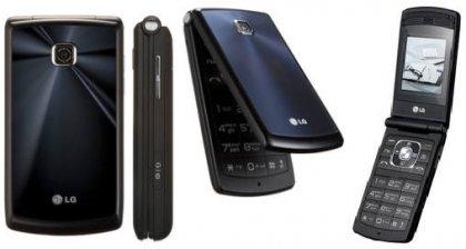 LG KF301 – телефон для любителей стиля и функциональности
