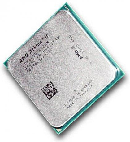 AMD представила сразу шесть новых Athlon II