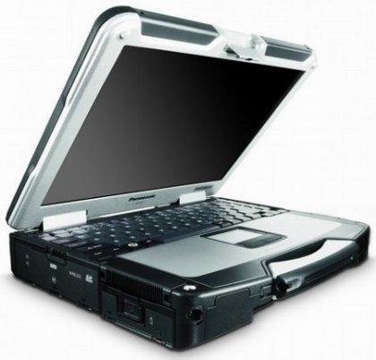 Panasonic Toughbook 31 – защищенный ноутбук