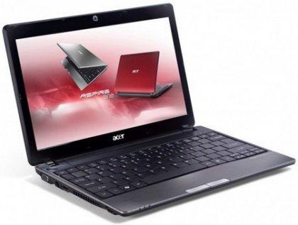 Acer представила нетбуки Aspire One 721 и Aspire 1551