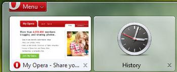 Opera 10.06 alpha – новые улучшения для скорости