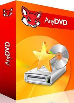 AnyDVD 6.6.4.8: снятие защиты с дисков