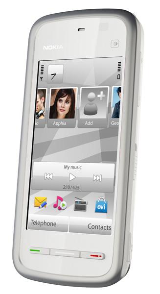 Сенсорный смартфон Nokia 5228