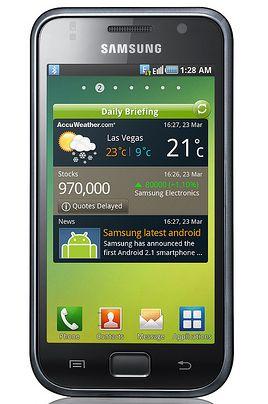 Коммуникатор Samsung GT-i9000 Galaxy S