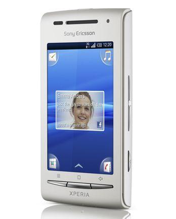 Коммуникатор Sony Ericsson XPERIA X8