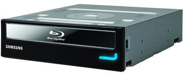 Samsung привод SH-B123, пишущий BD-диски