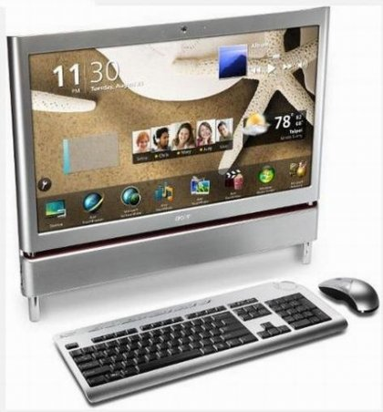 Компьютер моноблок Acer Aspire Z5710
