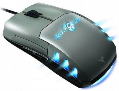 Переферия для фанатов StarCraft от Razer