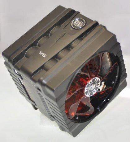 Мощный кулер Cooler Master V6