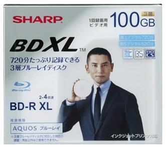 Оптические диск BDXL с емкостью 128 Гб