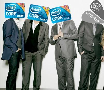 Новая серия процессоров от Intel Core