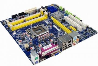Плата Foxconn Q57M на чипсете Intel Q57E