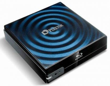 Внешний привод Blu-ray от Plextor за $100